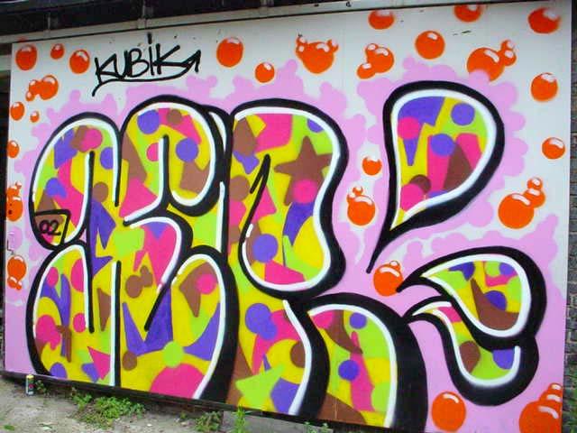 Estilos de Graffiti (I):   Cómo ser madre de un graffitero ...