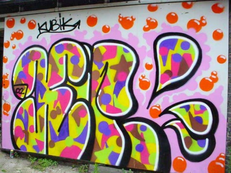 Estilos de Graffiti (I): | Cómo ser madre de un graffitero … gustos ...