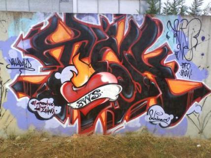 Cultura hip hop (graffiti)