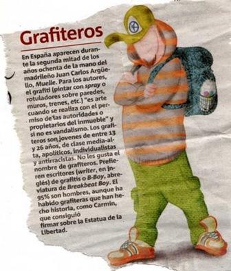 graffiteros prensa