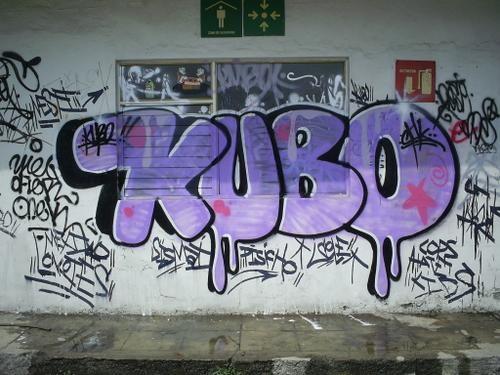 Estilos de graffiti en bomba imagui - Bombe de graffiti ...