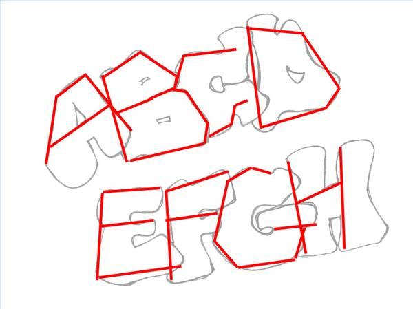 Aprende a hacer letras de graffiti (I) | Cómo ser madre de un ...