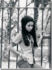 Cristina adolescente