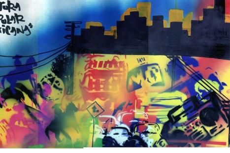 Tipos De Letras De Graffiti Xi Cmo Ser Madre De Un Graffitero